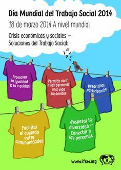 18 de marzo - Día Mundial del Trabajo Social