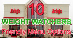 Skinny Points – Recipes  » 10 Weight Watchers Friendly Arby's Fast Food Items – under 10 SP