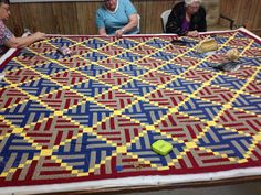 QUILT quilted by Busy Bees at Faith UMC