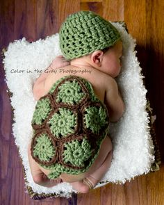 Use hexagons to knit this.