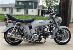 Mini Motorbike, Motorcycle Racers, Mini Bike, Honda Dax, Datsun 1600, Vintage Honda Motorcycles, Mopeds, Bicycles, Motorbikes