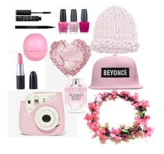 """""""Untitled #7"""" by eliza-oliveira on Polyvore featuring Eos, OPI, NARS Cosmetics, Urban Decay and Victoria's Secret"""