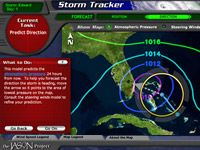 This page is a directory of games, simulations, and virtual labs for Weather, Climate and Atmospheric Science Education.