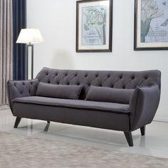 Madison Home USA Mid Century Modern Sofa & Reviews | Wayfair