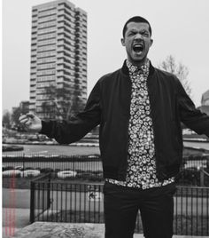 Raleigh Ritchie ( Jacob Anderson ) | VK