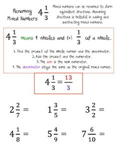math worksheet : number worksheets fractions and worksheets on pinterest : Mixed Number And Improper Fraction Worksheet