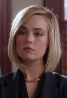 Luscious Rebecca Rittenhouse debuted as icy Dr. Anna Ziev in Season 5 of The Mindy Project.