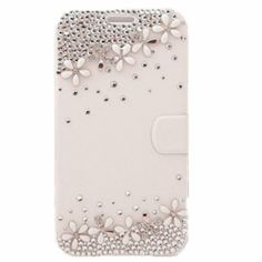 EVTECH(TM) GEM Series Luxury Crystal Diamond Bling Design 3D Hard Case Cover for Apple iPhone 4 4S 4G ,Verizon, AT&T, T-mobile, Sprint and other Carriers (100% Handcrafted) EVTECH,http://www.amazon.com/dp/B00GD7KVLW/ref=cm_sw_r_pi_dp_I5aKsb16C05MECWS