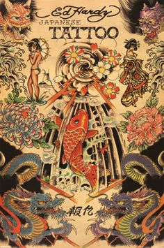 Essay about japanese art tattoos