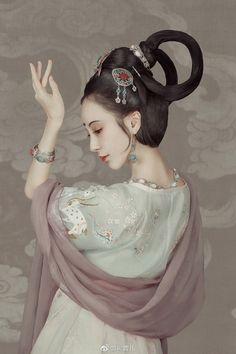 My Hanfu Favorites Pictures of hanfu (han chinese clothing) I like. About Tags Replies Where to Buy Hanfu Chinese Style, Chinese Art, Chinese Fashion, Chinese Kimono, Chinese Design, Hanfu, Traditional Fashion, Traditional Outfits, Traditional Chinese