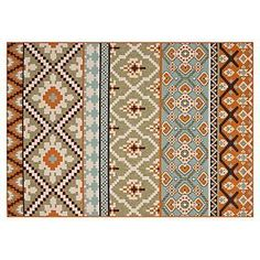 Duval Outdoor Rug, Green | Outdoor Planning | One Kings Lane