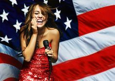 "Miley Cyrus Fans Petition to Make ""Party in the USA"" the National Anthem!"