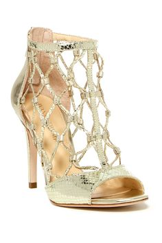 a038aec39bb Dalta Caged Dress Sandal by Ivanka Trump on  nordstrom rack Open Toe Shoes