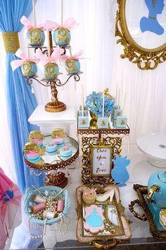 Fairy Godmother Cinderella Birthday | Kara\'s Party Ideas