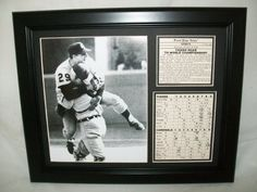 11x14 Framed & Matted 1968 Detroit Tigers World Series Champs Photo !! by Baseball Card Outlet & Sports Memorabilia. $34.95. 11x14 Framed & Matted* Has a story about their championship win and box score from the winning game*