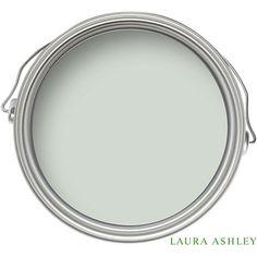 Laura Ashley Pale Eau de Nil - Matt Emulsion Paint - 2.5L