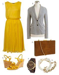 #yellow + #stripes