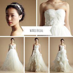 Wanlu Bridal