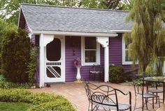 The Little Purple House - Perrysburg, Ohio. Perrysburg Bed and Breakfast Inns