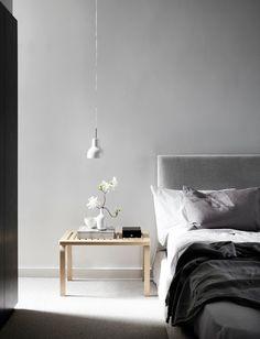 5 dormitorio iluminado cama bedroom lampara blanco decoratualma
