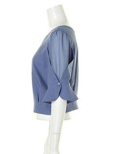 Sleeve detail - #bllusademujer #mujer #blusa #Blouse