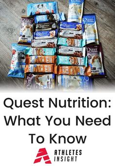 Quest Nutrition: Everything You Need To Know!