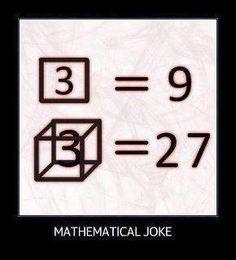 mathematical joke ;D