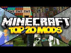 Top 20 minecraft mods 2015