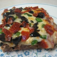 Recipe: Meatze (ground beef crust)...sorta, kinda, maybe every now and then.....