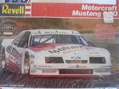 REVELL IMSA ROUSH MOTORCRAFT FORD MUSTANG GTO RACE CAR  #REVELL