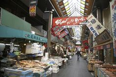 Kuromn-Market 黒門市場