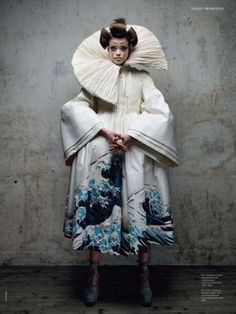 Asian inspired fashion