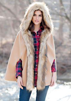 $150 each, faux fur cape (Amber, Sarah, April = $450)