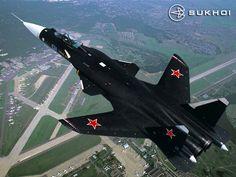 Истребитель Су - 47 Беркут. Su-47-Berkut