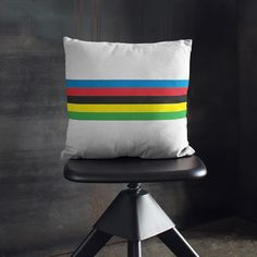 We've just got a handful of World Champs pillow/cushions remaining in stock. With no more due before Christmas. so get your shopping done now before they're gone! Give your pain cave some inspiration. Man Cave Diy, Man Cave Home Bar, Man Cave Basement, Man Cave Garage, Cushion Pillow, Bed Pillows, Cushions, Music Man Cave, Bike Shelf