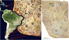 The Mysterious Piri Reis Map: Is This Evidence Of A Very Advanced Prehistoric Civilization?    https://spiritegg.com/mysterious-piri-reis-map-evidence-advanced-prehistoric-civilization/