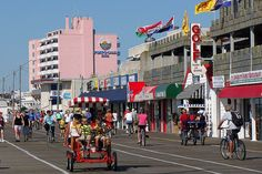 Boardwalk at Ocean City