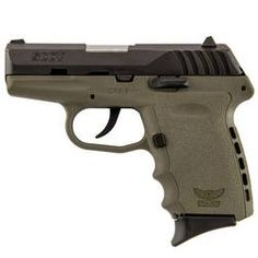 SCCY CPX-2 Semi Auto Pistol 9mm Luger 3.1 Barrel 10 Rounds Aluminum Frame Flat Dark Earth/Black CPX2CBDE