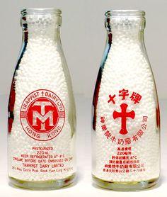 Trappist Dairy Milk Bottles