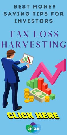 Tax-loss harvesting is a useful money-saving tip and trick for any investor. But what is it, exactly? Know what it is and how it could help you save money? money saving tips and tricks| saving money tips| how to do taxes| money saving tips one income| money management| business finances| money invest| best money saving tips| personal finances| investing money| taxes tips| ways to invest money| managing money tips| budget money tips| managing finances| betterment investing| tips for taxes Best Money Saving Tips, Money Tips, Saving Money, Investing Money, Thing 1, Financial Literacy, Financial Institutions, Budgeting Tips, Student Loans