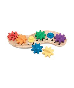 Caterpillar Gears Toy by Melissa and Doug