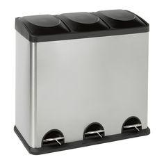 Trash Candelabro Cubo Basura para Cocina Top sobre la Puerta Armario Colgante Residuo Cesto free size - Gris Gris