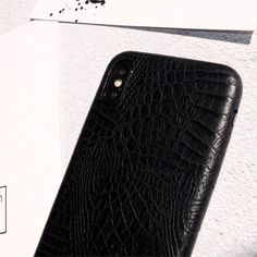 Leather Protective iPhone X 8 7 6S 6 Plus Case Cover IPS107_5