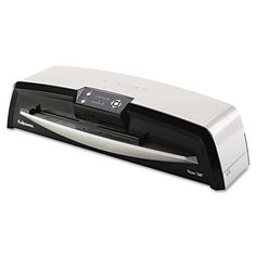 Fellowes® - Titan TL-125 Laminator and Pouch Kit, 12 1/2 Inch Wide, 10 Mil Maximum - Sold As 1 Each - High performance laminator with advanced features for daily use in large offices. by Fellowes. $485.99. Fellowes® - Titan TL-125 Laminator and Pouch Kit, 12 1/2 Inch Wide, 10 Mil MaximumHigh performance laminator with advanced features for daily use in large offices. Advanced control system allows user to instantly change pouch and document thicknesses without wa...