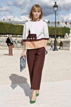 ❤ #street #fashion #snap by Vika Gazinskaya