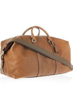 5709f312bdb5 Mulberry - Leather weekend bag
