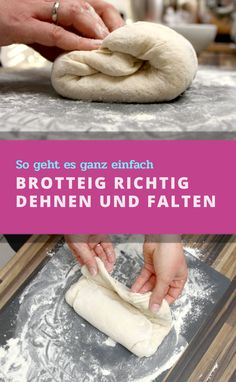 Bread dough stretching and wrinkles - Brot backen - Nutella Party Snacks, Appetizers For Party, Paul Hollywood Bread, Nutella Bread, Baguette Recipe, Pampered Chef, Bread Baking, Pain, Bread Recipes