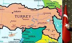 Erdogan droomt van gewezen landsgrenzen Ottomaanse Rijk | Turkije | De Morgen