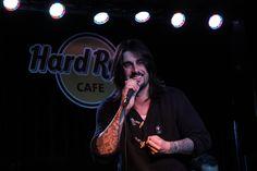 Melendi en Hard Rock Cafe Madrid