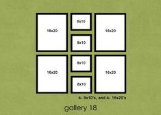 37 different layouts to group and display photos in your home. I have a crap ton of posters from a poster shop that I am getting frames for to hang them up and this website shows you so many ways to do it! :3